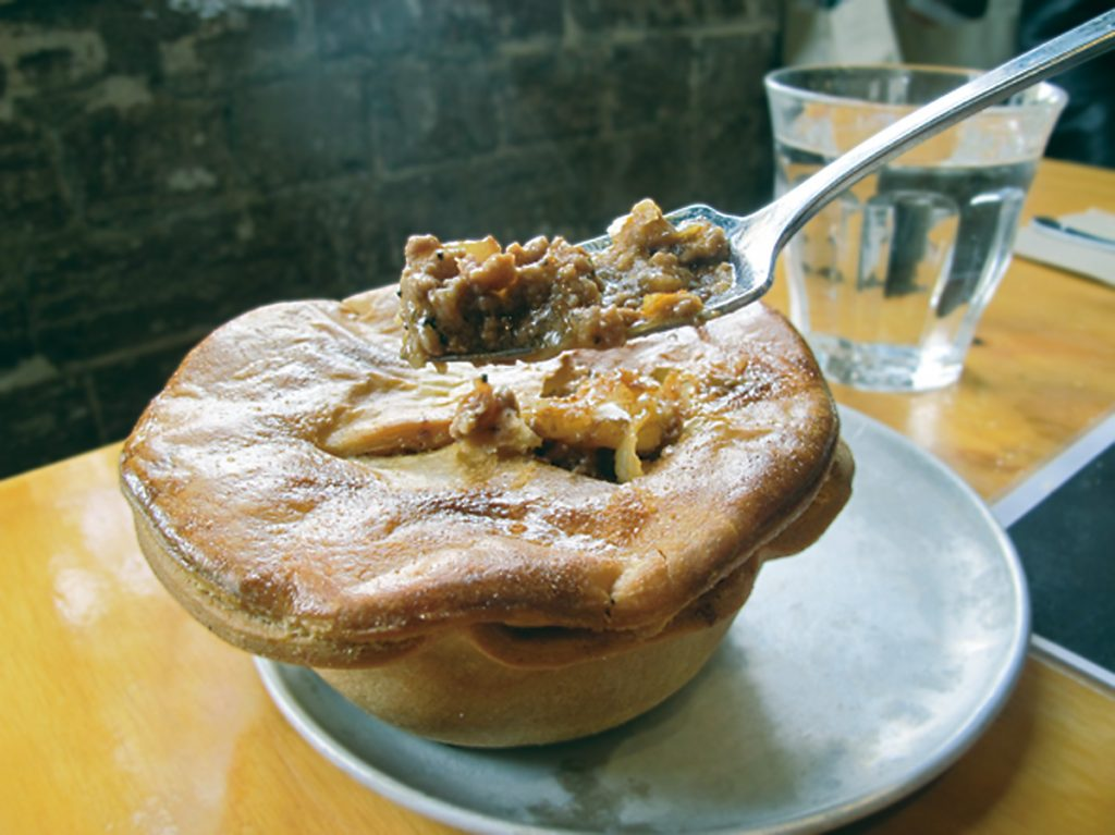 The Pie Tin