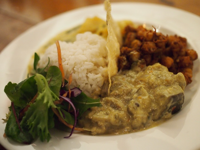 SRILANKAN CURRY PLATE