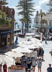 Manly Market Place