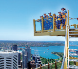 Skywalk at the Sydney Tower